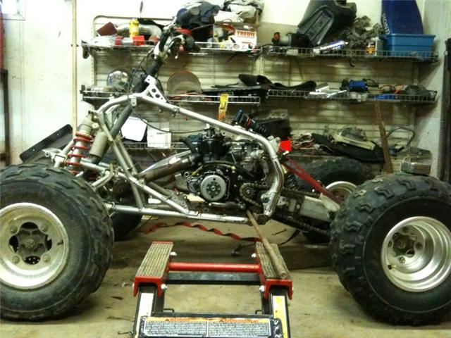 Enchanting Trx250r Frame For Sale Adornment - Custom Picture Frame ...