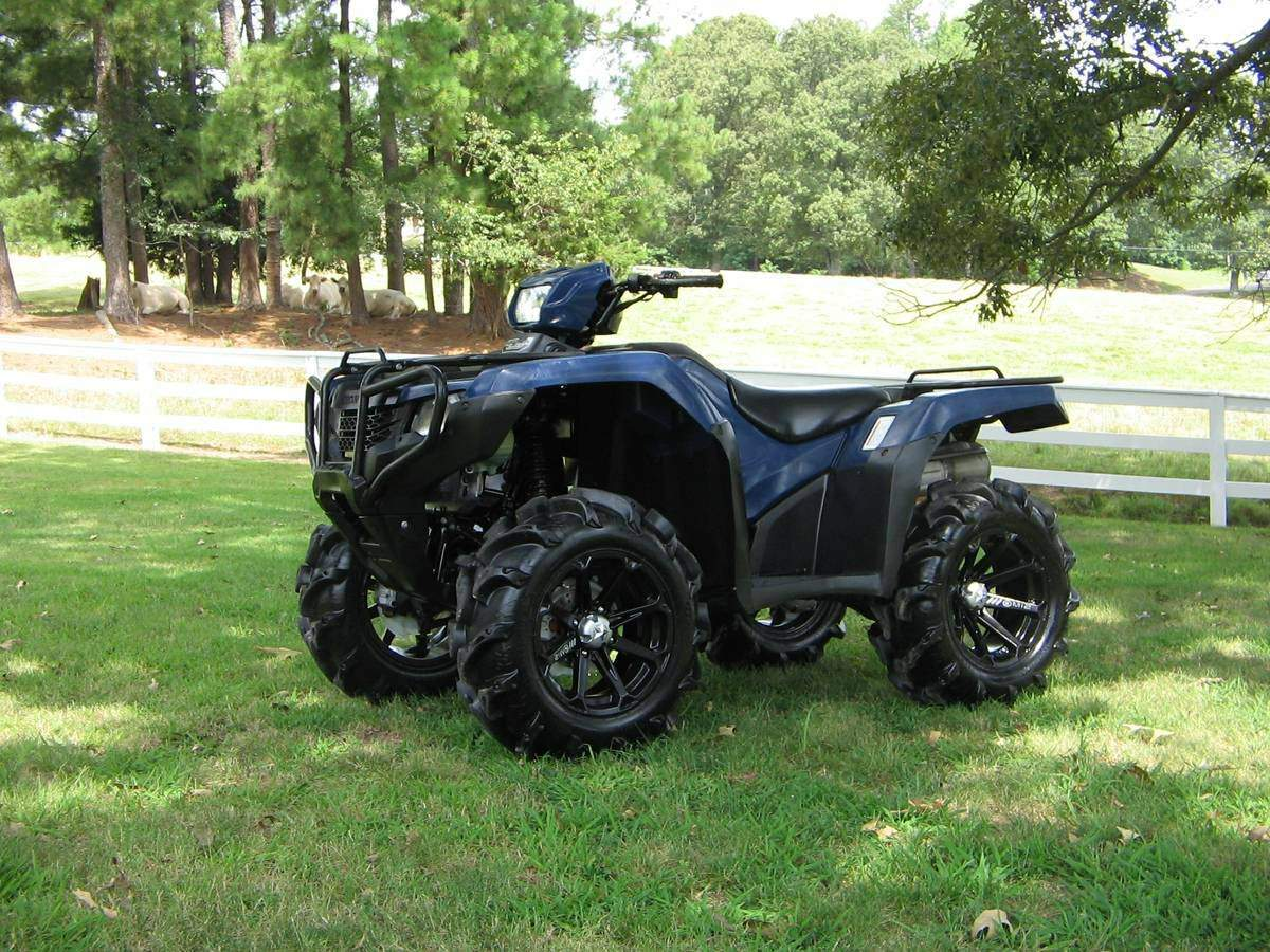 2013 or 2014 Honda Foreman 500 - Honda ATV Forum