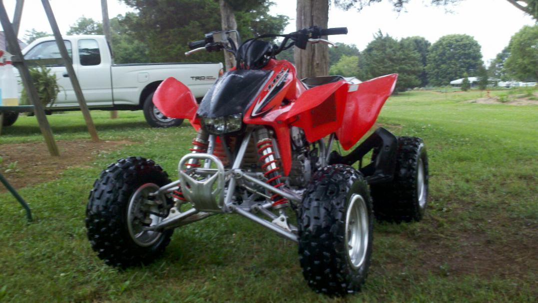 2008 Trx450er For Sale Honda Atv Forum