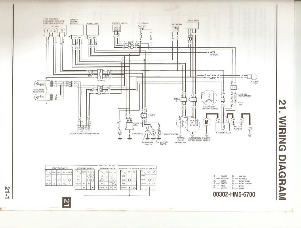 Wiring Diagram For Starter Motor Solenoid
