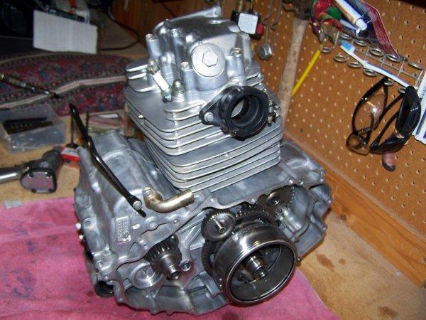 05 Rancher 400FA AT Engine rebuild - Page 3 - Honda ATV Forum
