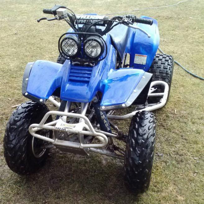 2003 Honda Rancher 350 >> 2003 400ex for 2003 Yamaha warrior 350 - Honda ATV Forum