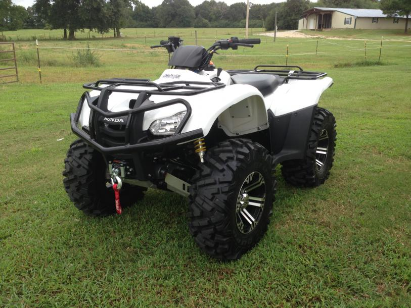Rancher Pics - Page 40 - Honda ATV Forum