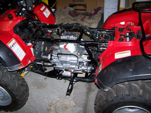 '05 Rancher 400FA AT Engine rebuild - Page 4 - Honda ATV Forum