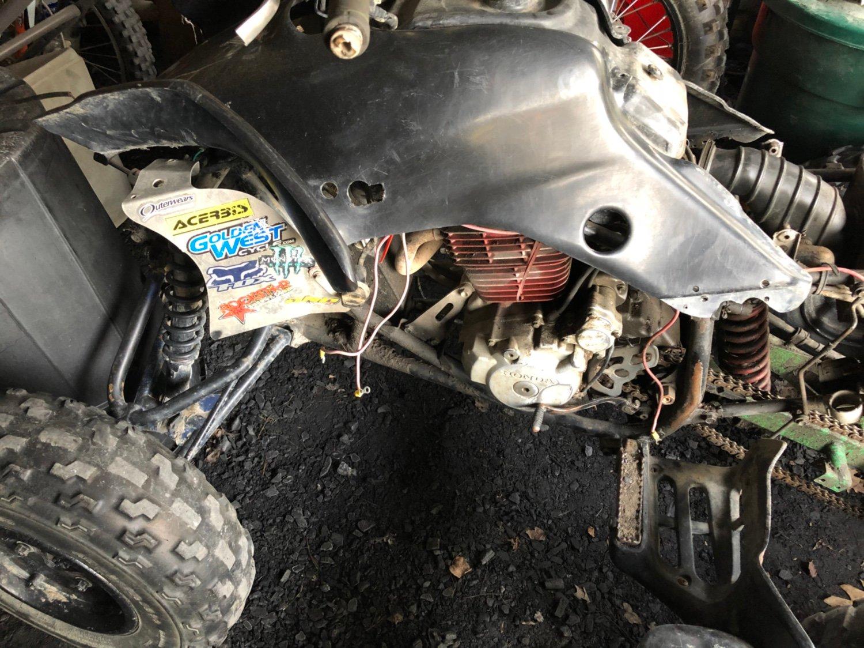 400ex wiring help!! | Honda ATV Forum on