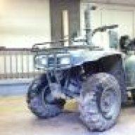 New 1993-2000 Honda TRX 300 TRX300 TRX300FW ATV Exhaust Pipe Muffler