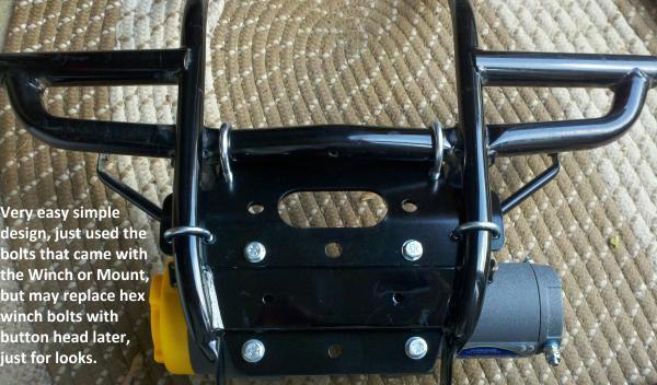 atv winch wiring harness installing a superwinch terra 35 syn w kfi mount on a 2012  installing a superwinch terra 35 syn w kfi mount on a 2012